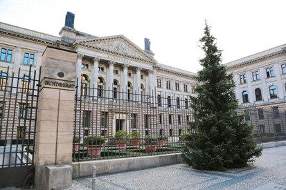 Weihnachtsbaum Berlin.Weihnachtsbaum Für Den Bundesrat Sachsen De